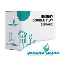 Φυσικό Αέριο ΕΕΕ Ρεύμα & Αέριο Οικιακό Energy Double Play 24μηνη