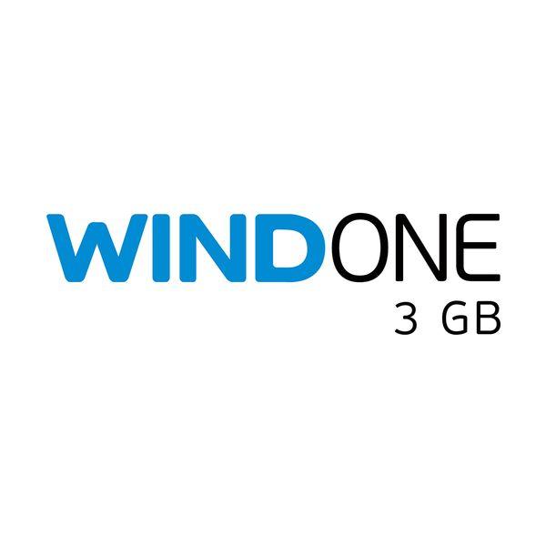 WIND ONE 3GB 24Mbps με Έκπτωση Παγίου 24μηνο