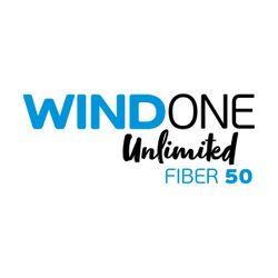Wind ONE Unlimited GB 50Mbps με Έκπτωση Παγίου 24μηνο