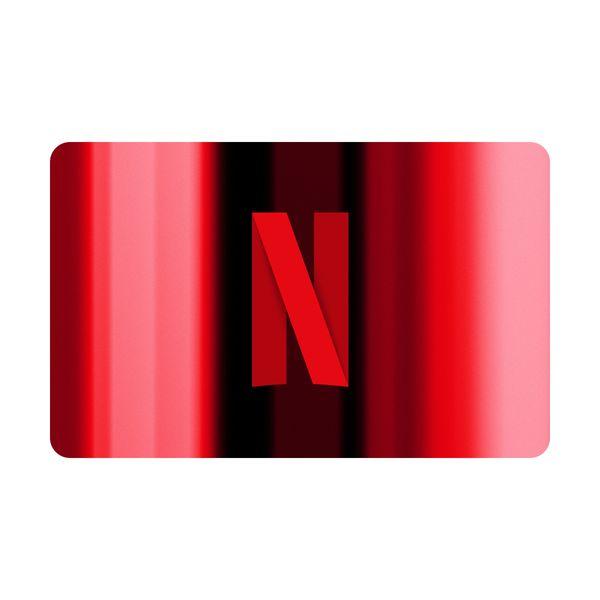 Netflix Prepaid Card 50€