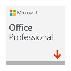 Microsoft  Office 2019 Professional 1 PC