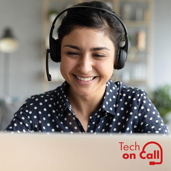 Τηλεφωνική Υποστήριξη συσκευών τεχνολογίας Tech on Call