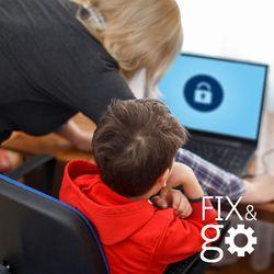 Γονικός έλεγχος υπολογιστή - at store